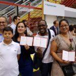 Cérémonie de remise des CFC d'employé de commerce 2018/2019'